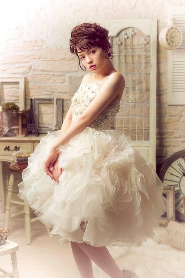 ドレス 成人